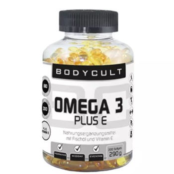 bodycult omega 3 plus e