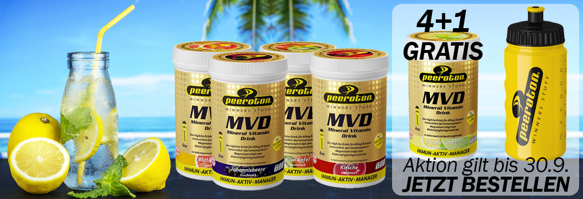 MVD Aktion 4+1 gratis