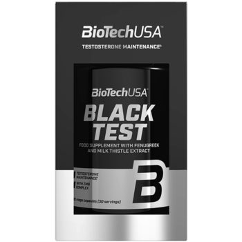 biotech usa black test