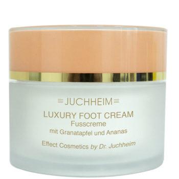 juchheim luxury foot cream